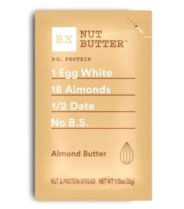 Target: RX Nut Butter Singles Only $0.89!