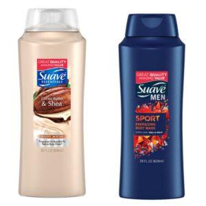 Meijer: Suave Body Wash 28 oz as low as $1.10!