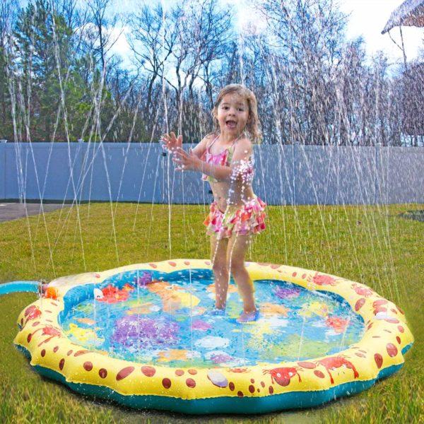Toddler Splash Mat