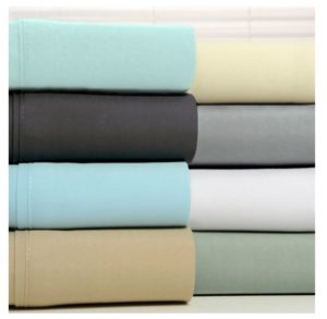 Bamboo 1800 Count 6 Piece Sheet Set – $29.99 Shipped – All Sizes!