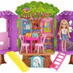 Barbie Club Chelsea Tree House Playset Only $15.99!