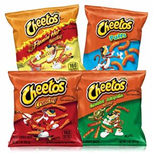 Cheetos Cheese Flavored Snacks Variety Pack, 40 Count as low as $8.73 Shipped!