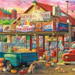 Country Store Jigsaw Puzzle Only $8.97!