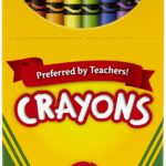 Crayola Crayons 48-Count Only $2.47!