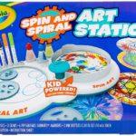 Crayola Spin & Spiral Art Station Only $9.99 (Reg. $20)!