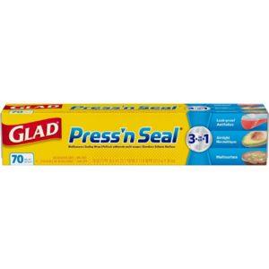 Glad Press'n Seal Plastic Food Wrap as low as $1.77!