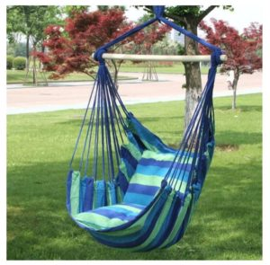 Hammock Double Cushion Seat was $65, NOW $22.99!!