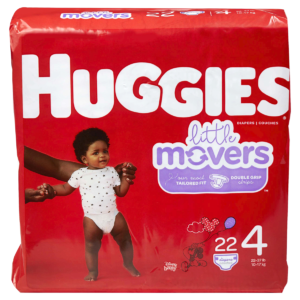 Target: Huggies Jumbo Pack Diapers Only $4.99!!