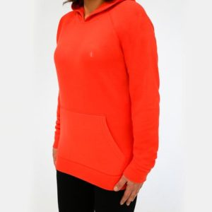 IZOD Women's Fitted Fleece Pullover Hoodie ONLY $2.00!