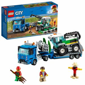 LEGO City Great Vehicles Harvester Transport Only $16.60!