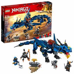 LEGO NINJAGO Masters of Spinjitzu: Stormbringer was $39.99, NOW $24.84!