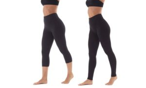 Marika High-Rise Tummy-Control Leggings or Capris Only $15!