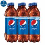 Pepsi 6-Pack Bottles Only $2.25! ($0.38/bottle)