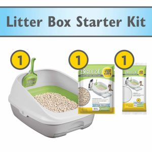 Purina Tidy Cats Breeze Cat Litter Box System was $32.99, NOW $16.49!