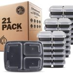 Set of 15 Meal Prep Containers as low as $11.99!
