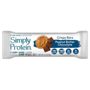 Meijer: SimplyProtein Crispy Bars Only $0.49!