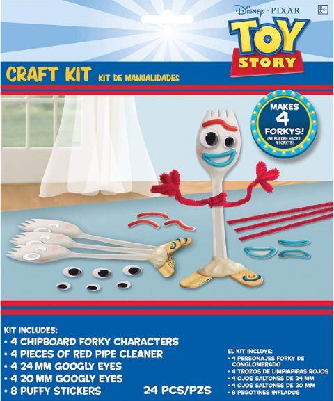 Toy Story 4 Forky Craft Kit