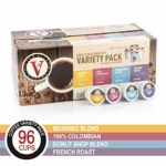 Victor Allen K-cup Variety Pack, 96 count as low as $24.48 Shipped! ($0.26 per cup!)