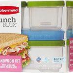 Rubbermaid Lunch Blox Sandwich Kit $7.70 (Reg. $21.44)!