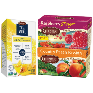 NEW $1/2 Celestial Seasonings TeaWell Coupon + Walmart Deal!