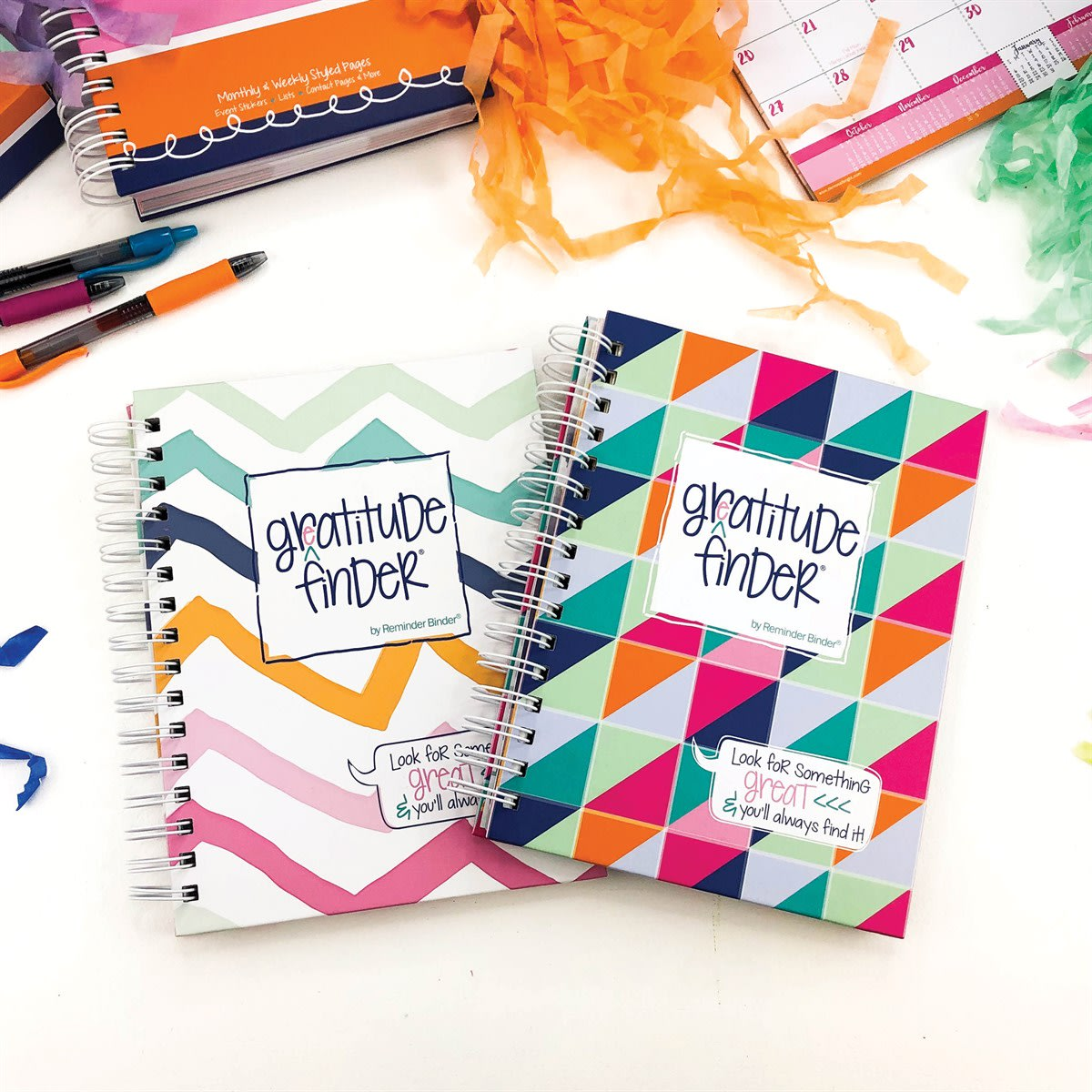 52-Week Gratitude Journal with 165 Stickers Only $9.97!