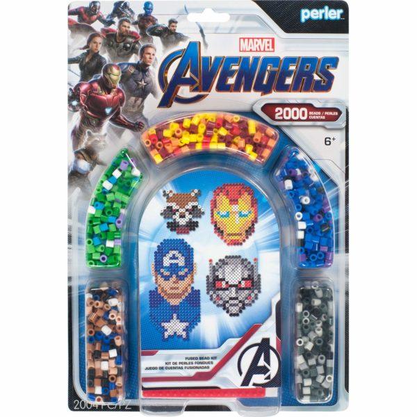 Avengers Perler Bead Kit