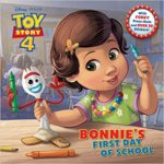 Bonnie's First Day of School Book Only $4.93!