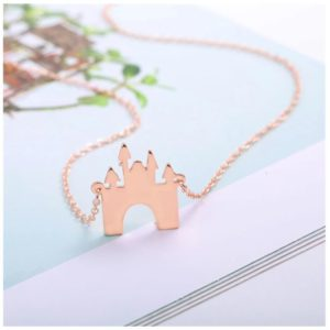 Children's Castle Necklace Only $3.99 + FREE Shipping!
