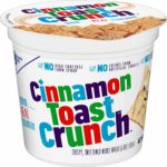 Cinnamon Toast Crunch Cereal Cups 12 Ct. Pack as low as $10.20 ($0.85/Cup)!
