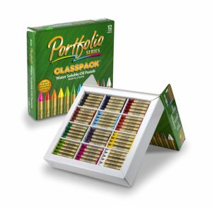 Crayola Oil Pastels Classpack, 12 Assorted Colors, 300 Count – $37.37 – Today Only!