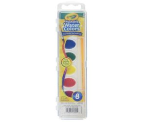 Crayola Washable Watercolors 2 Pack Only $5.98!