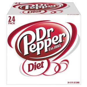 Sam's Club: Diet Dr Pepper 24 pack Only $4.48!