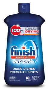 Walmart: Finish Jet-Dry Rinse Aid 8.45 oz Only $1.97!