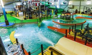 Grand Harbor Resort and Waterpark Admission – Dubuque, IA – as low as $8.75 per Person!