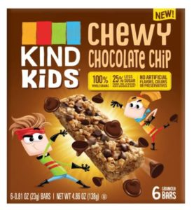 Target: KIND Kid's Chewy Granola Bars Only $1.50!