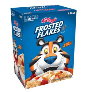 Sam's Club: Kellogg's Cereal Only $3.41!!