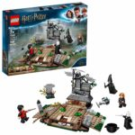 LEGO Harry Potter and The Goblet of Fire The Rise of Voldemort Building Kit Only $15.99!