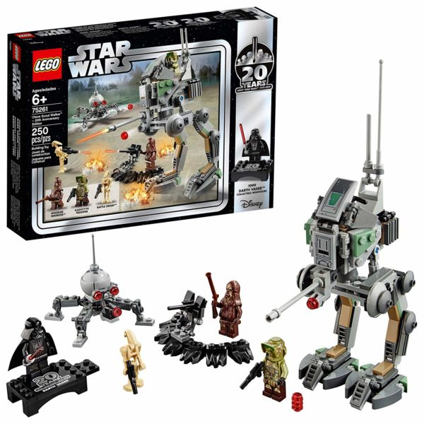 LEGO Star Wars Clone Scout Walker