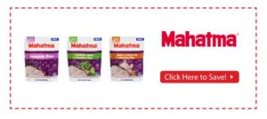 Earn $0.50 on Mahatma Ready to Serve at Walmart!