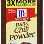 McCormick Dark Chili Powder, 7.5 oz Only $3.72!