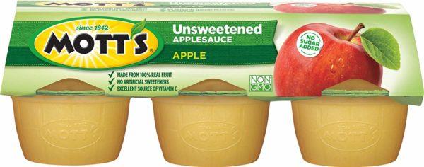 Mott's Unsweetened Applesauce