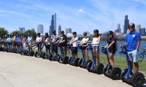 Navy Pier Skyline Segway Tour for Two Only $60! ($30 each)