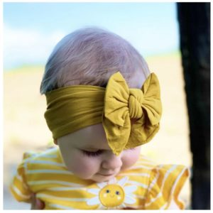 Nylon Bow Headbands Only $2.95 Shipped! 18 colors!