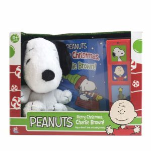 *HOT* Peanuts Merry Christmas, Charlie Brown! with Snoopy Plush Only $3.74!! (reg. $17.99)