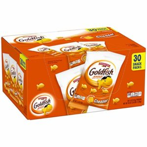 Pepperidge Farm Goldfish Single Serve Packs as low as $0.25 Each!