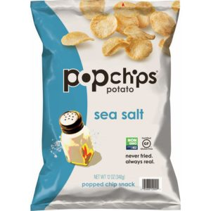 Sam's Club: Popchips, Sea Salt 12 oz. Only $2.08!
