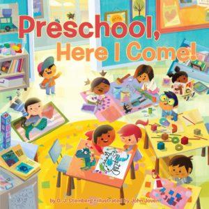 Preschool, Here I Come! Only $2.84! (reg. $4.99)