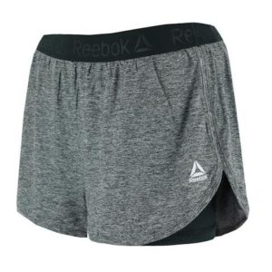 Reebok Women's Cardio Running Shorts with Built In Compression Only $11.99!