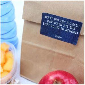 School Joke Lunchbox Stickers Only $9.99!