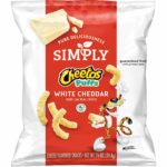 Simply Cheetos Puffs White Cheddar Cheese Flavored Snacks, 36 Count as low as $9.97!
